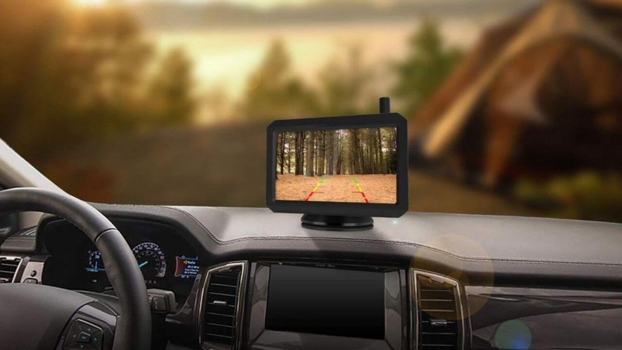 Best car reverse camera sensor