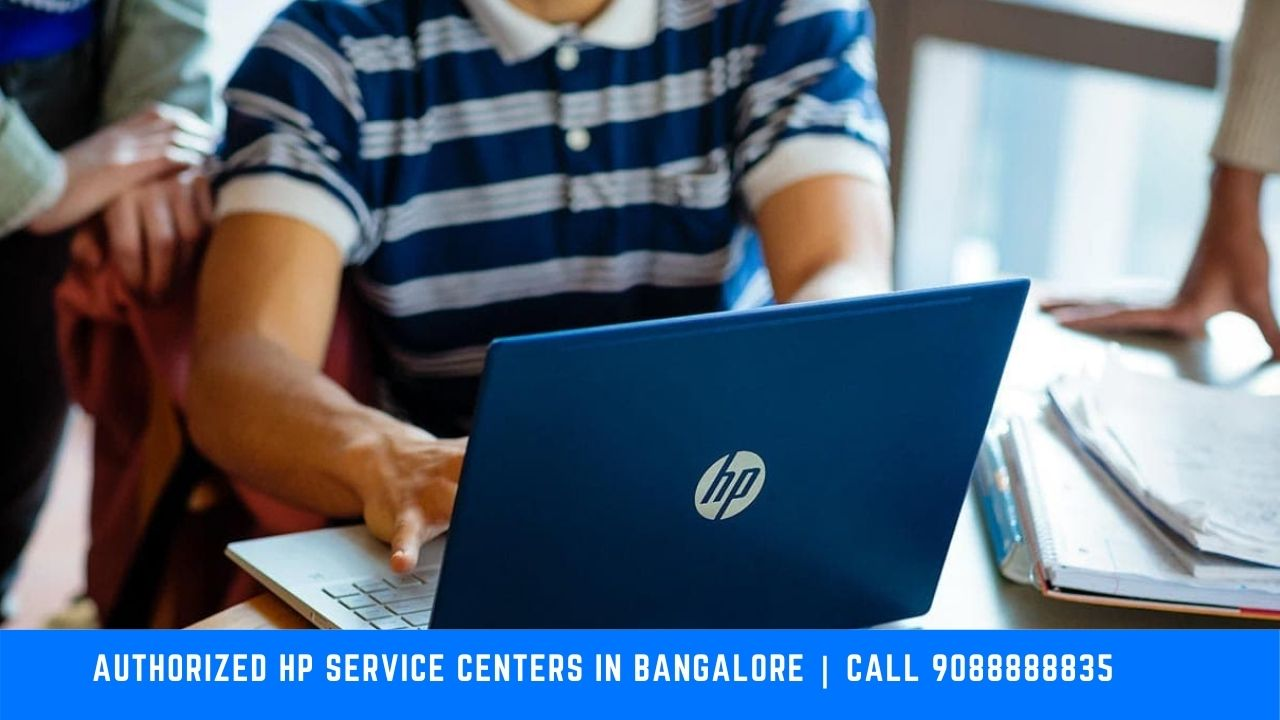 Authorized HP Service Centers In Bangalore