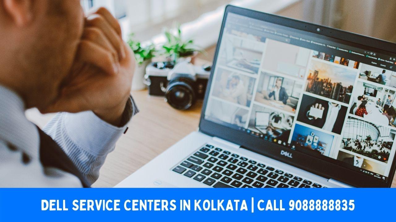 authorized dell service centers in kolkata