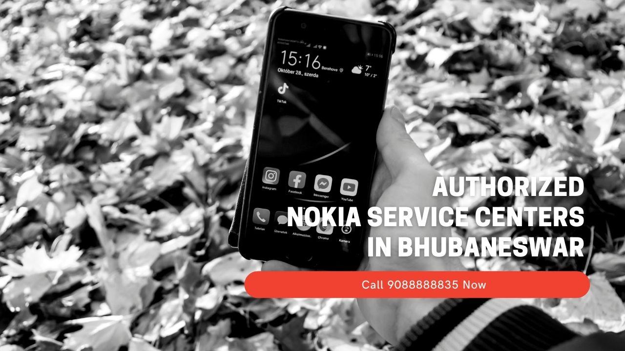 Authorized Nokia Service Centers In Bhubaneswar